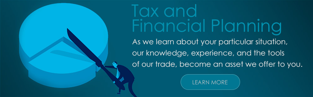 Tax and Financial Planning